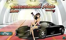 Играть онлайн Международные гонки бесплатно