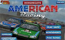 Играть онлайн Американсике гонки 3D бесплатно