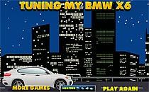 Играть онлайн Уличные гонки на BMW X6 бесплатно
