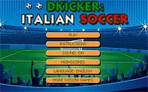 Играть онлайн Итальянский футбол бесплатно