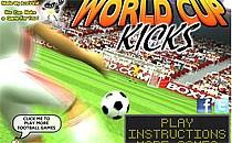 Играть онлайн Голы на Кубке Мира по Футболу бесплатно