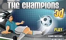 Играть онлайн Футбол - Чемпионы 3D бесплатно