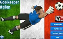 Играть онлайн Итальянский вратарь бесплатно
