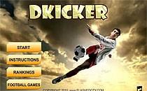 Играть онлайн Д-кикер бесплатно