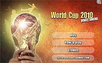Играть онлайн Чемпионат Мира 2010 - Пенальти бесплатно