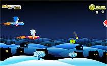 Играть онлайн Соник 10 : запускаем фейерверки бесплатно