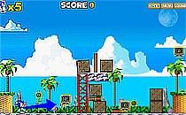 Играть онлайн Запусти Соника бесплатно