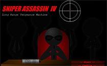 Играть онлайн Убийца Снайпер 4 бесплатно