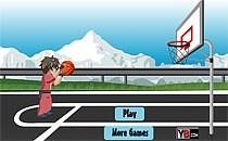 Играть онлайн Бакуган играет в баскетбол бесплатно