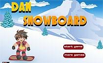 Играть онлайн Бакуган на сноуборде бесплатно