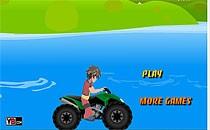 Играть онлайн Гонки на квадроциклах бесплатно