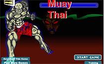 Играть онлайн Мортал комбат: Тайский бокс бесплатно