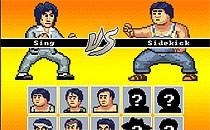 Играть онлайн Мортал комбат: Кунг Фу бесплатно