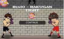 Играть онлайн Ben 10 - Драка Bakugan бесплатно