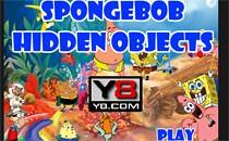 Играть онлайн Спанч Боб - найти предметы бесплатно