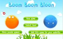 Играть онлайн Бум бум шарики бесплатно