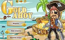 Играть онлайн Поиск предметов: Пиратское золото бесплатно