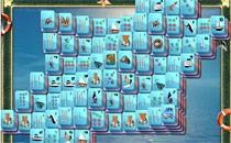 Играть онлайн Морской Маджонг бесплатно
