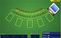 Играть онлайн Блэкджэк 3 бесплатно