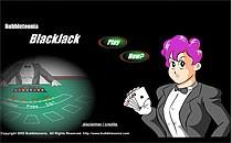 Играть онлайн Бублетуния Блэкджек бесплатно