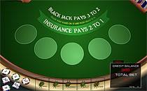 Играть онлайн Блэкджек бесплатно