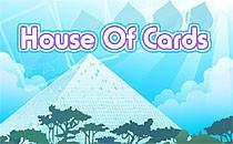 Играть онлайн Карточный домик бесплатно