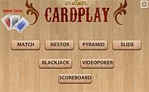 Играть онлайн Карточный коктейль бесплатно