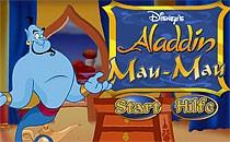 Играть онлайн Алладин Мау-Мау бесплатно