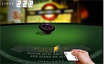Играть онлайн Метание карт в шляпу бесплатно
