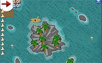 Играть онлайн Нападение акулы бесплатно