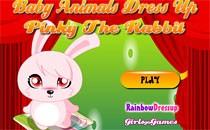 Играть онлайн Одень кролика бесплатно