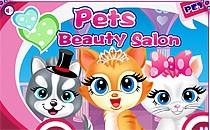 Играть онлайн Салон Красоты для Любимчиков бесплатно