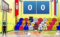Играть онлайн Чемпионат Мира по Баскетболу бесплатно