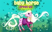 Играть онлайн Одевалка: веселый пони бесплатно