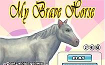 Играть онлайн Моя храбрейшая лошадь бесплатно