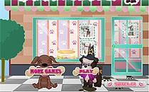 Играть онлайн Салон Догги бесплатно