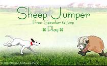Играть онлайн Прыжки через овечек бесплатно