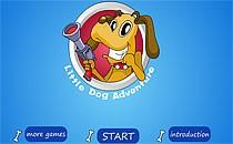Играть онлайн Приключение маленькой собаки бесплатно