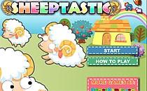 Играть онлайн Стрижка овец бесплатно