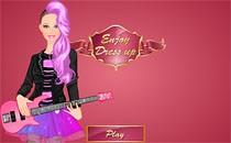 Играть онлайн Барби Рок Принцесса бесплатно