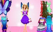 Играть онлайн Барби бабочка бесплатно