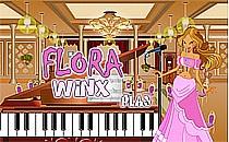 Играть онлайн Флора Винкс игра на пианино бесплатно