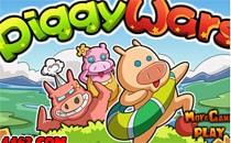 Играть онлайн Войны свиней бесплатно