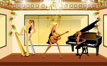 Играть онлайн Украшение ресторана Ивоны бесплатно