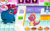 Играть онлайн Ресторан Дино бесплатно