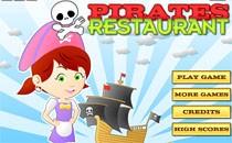 Играть онлайн Пиратский ресторан бесплатно