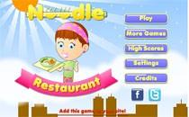 Играть онлайн Ресторан лапши - менеджер бесплатно