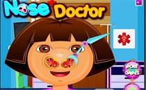 Играть онлайн Доктор против насморка бесплатно