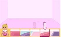 Играть онлайн Дизайн детской комнаты бесплатно