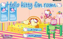 Играть онлайн Дизайнер Hello, kitty бесплатно